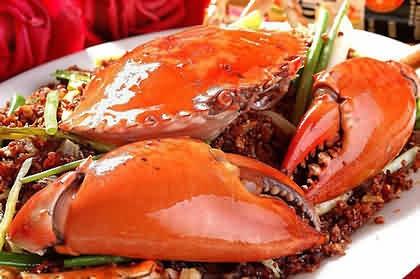 国庆家宴做螃蟹咏 - 芬芬 - 小法岱特