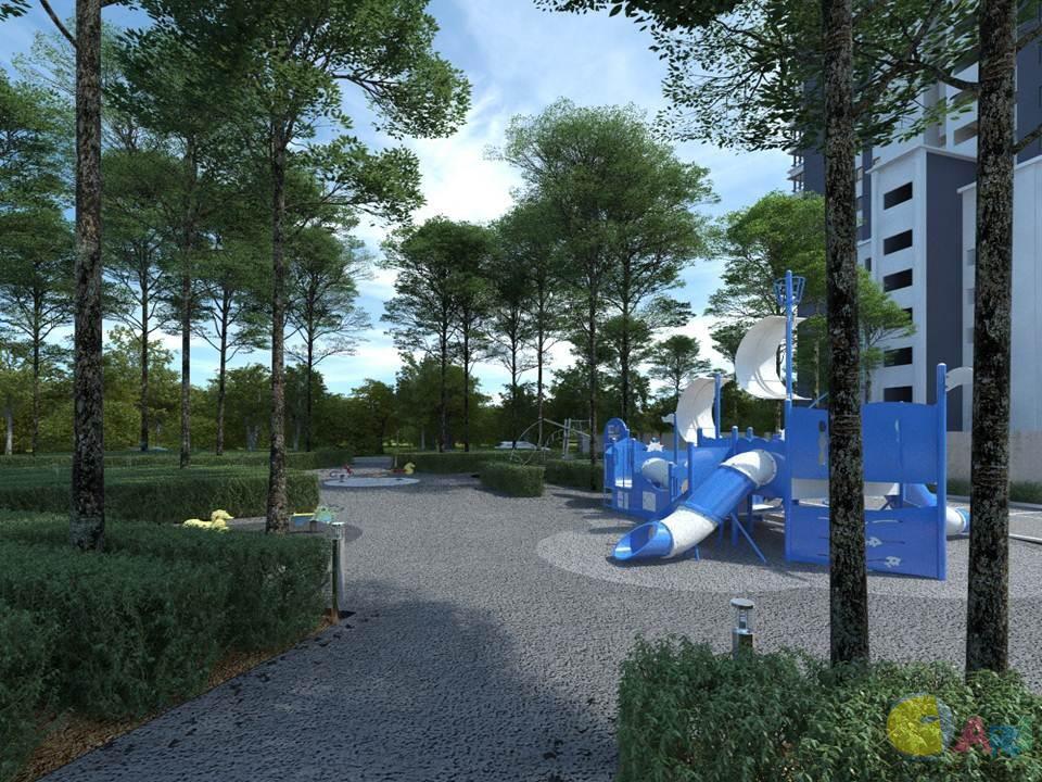 新project,头啖汤,kl怡保路高级公寓,开放register 房资 房产 高清图片