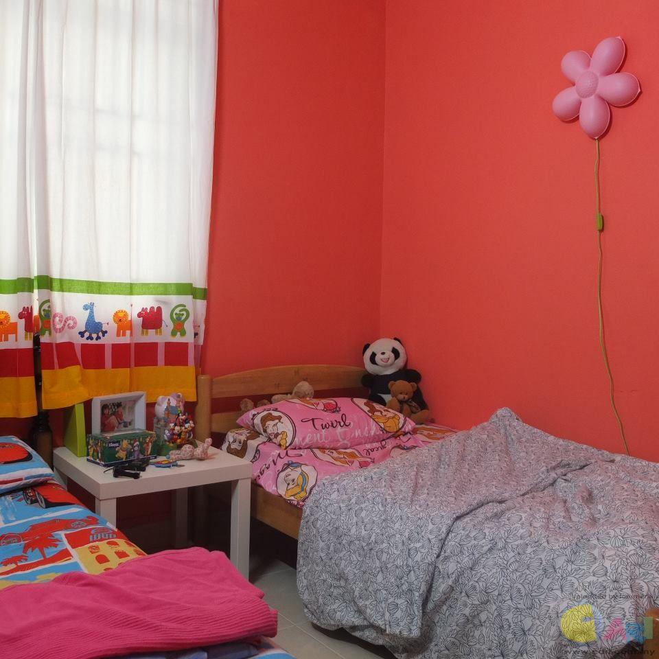 自己家卧室 美克美家卧室 家装修卧室效果图