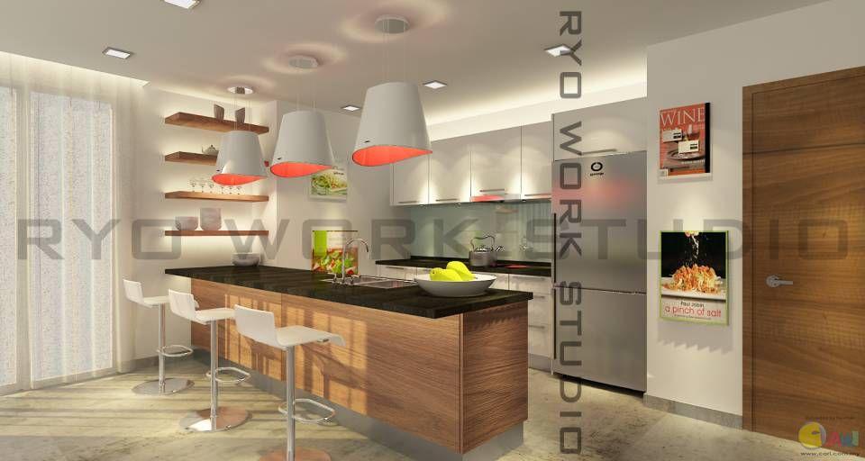 室内设计与装修 FREELANCE 更新3D图 室内设计 建筑与设计 工程设