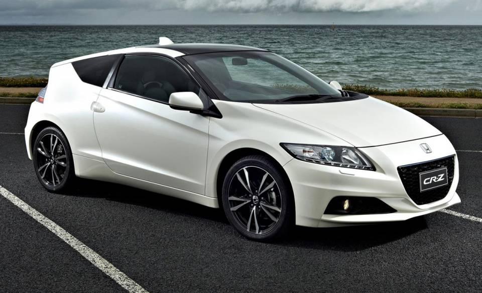 ���� Honda CRZ �����ͣ�ֹͣ����г�
