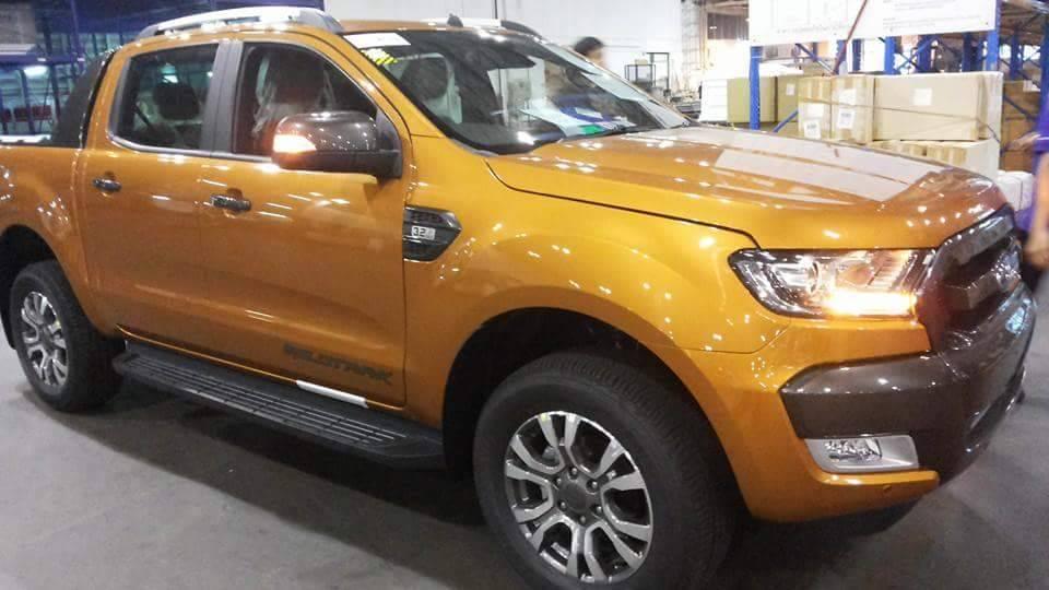 Ford Ranger 2015 ����