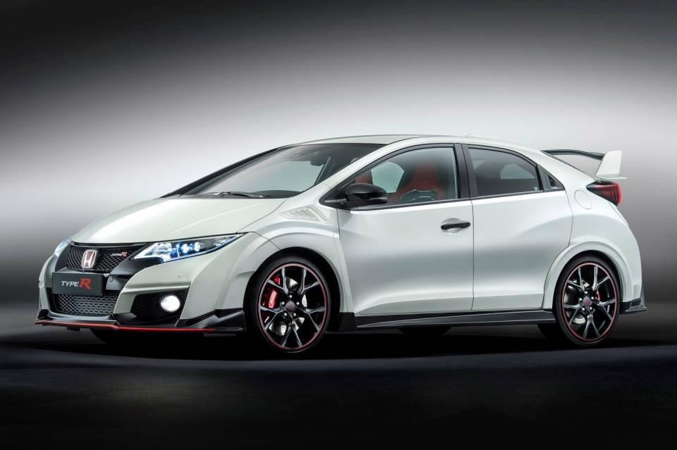Honda Civic Type-R ��ǿǰ��