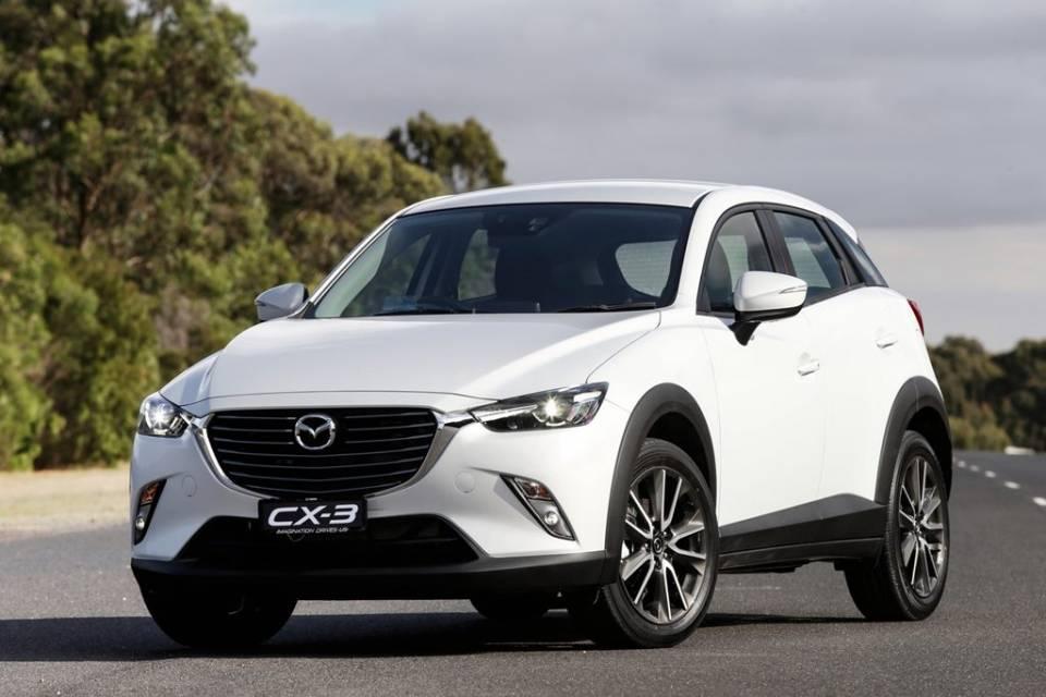 Mazda CX-3 ����Ԥ������