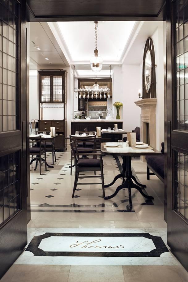 Burberry首间咖啡店 伦敦登场