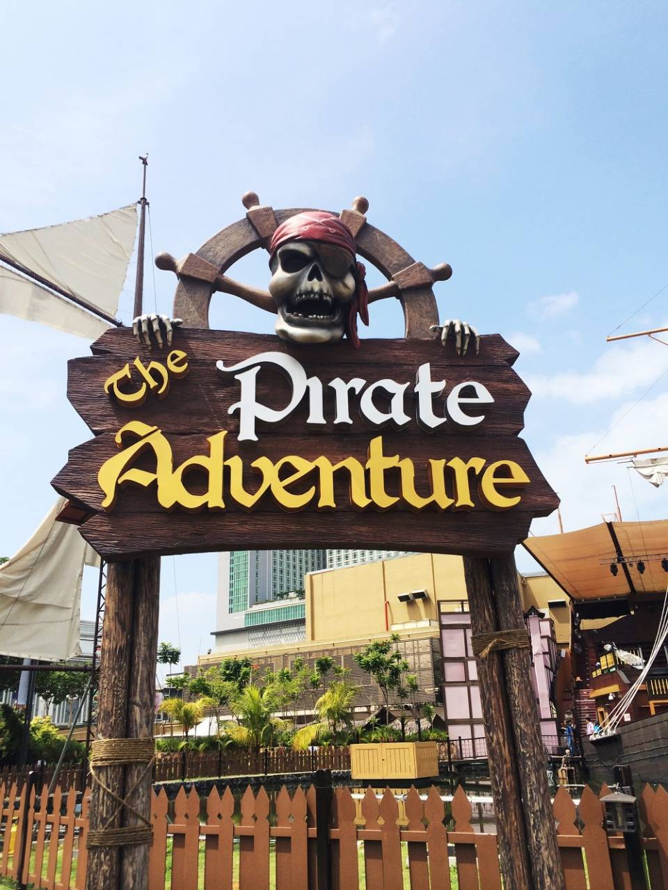 ���������ȫ�¾��� Pirate Adventure Land�����ˣ�