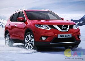 ������������Nissan X-Trail ��β�Ƴ� CKD ��