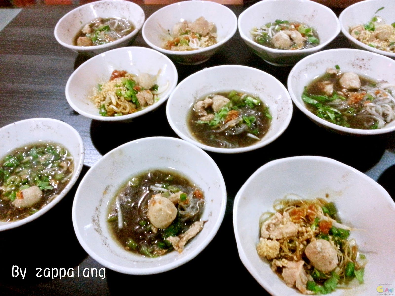 ��ս���θ @ Kuay tiew reua (authentic thai boat noodles)