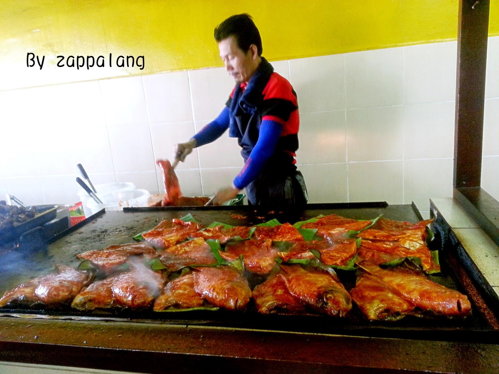 Fend Ikan Bakar @ Kelana Jaya