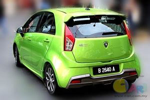 ���������С�Proton Iriz ���ڷ������� RM 42,438 ��