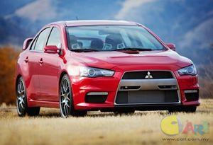 Mitsubishi Lancer Evolution ��ʽͣ��δ�� Hybrid ������
