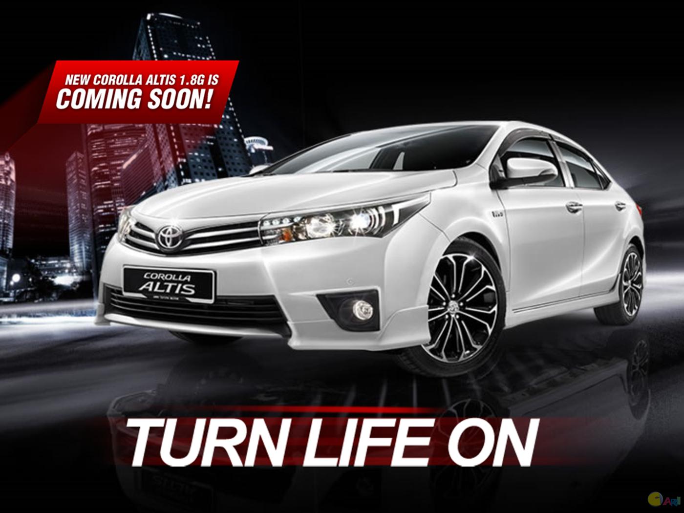 ������������Toyota Corolla Altis 1.8G ȡ�� 2.0G
