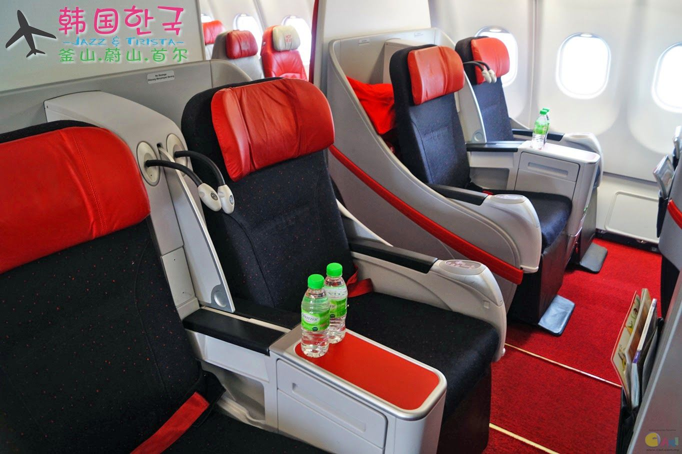 ����������Air Asia X Business Class��
