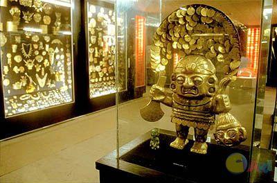 探访世界上最大的黄金博物馆