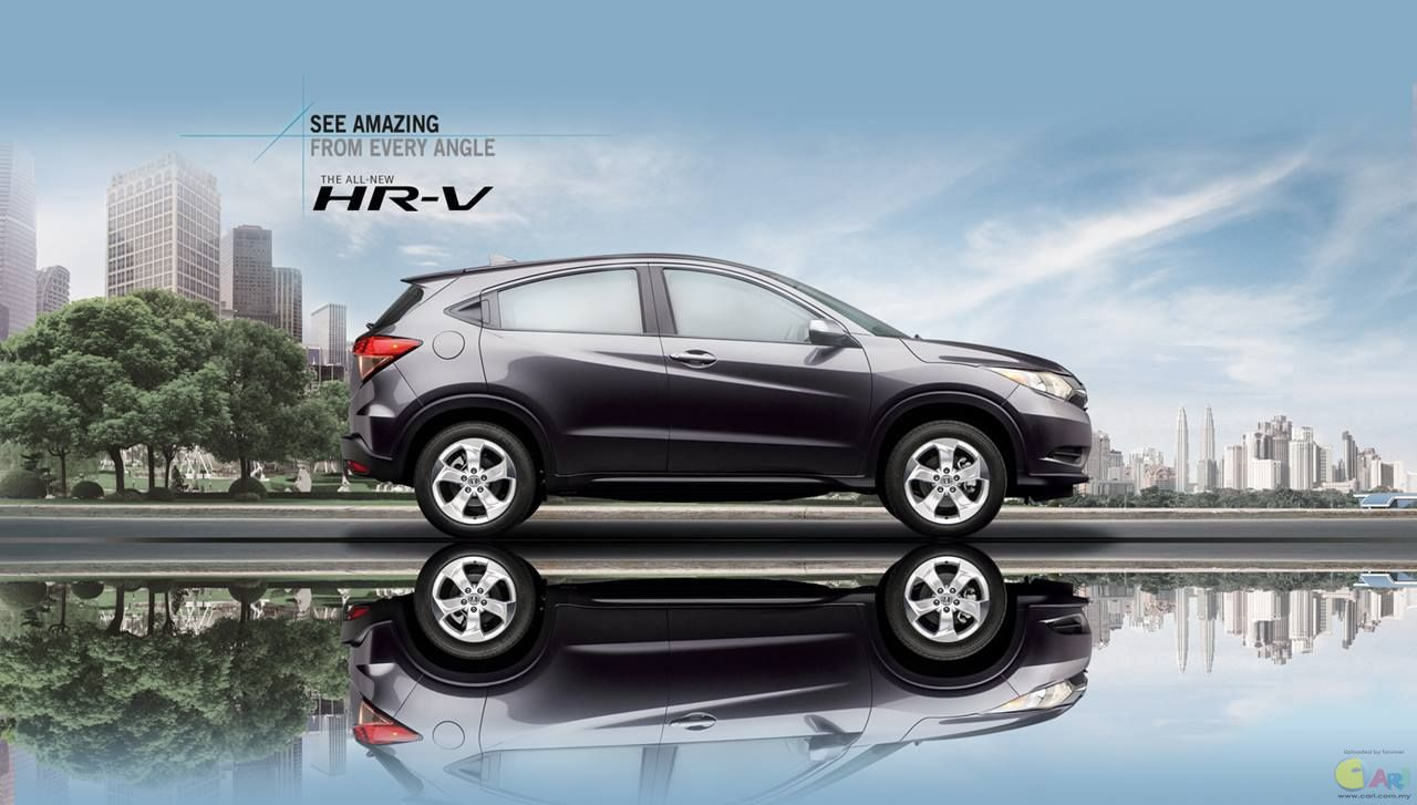 Honda HRV �������ѽ��ܶ�����