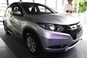 ȫ�� Honda HR-V ����