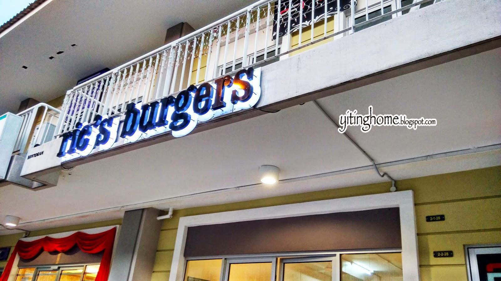 �Լ���������� Ric's Burger