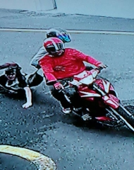 Dah La Cedera, Rugi RM1200 Angkara Samun