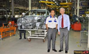 Nasim to expand on Peugeot cars export to Thailand