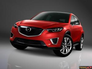 Mazda's 2011 Geneva Motor Show showcase takes centre stage