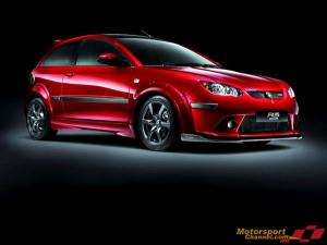 Proton R3 Satria Neo is revealed in its entirety