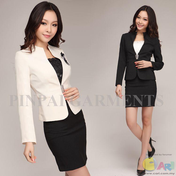 Офисный костюм женский