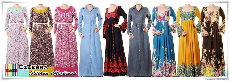 Kami Menjual Pelbagai Pakaian Wanita (Borong @ Runcit) - Ezzehra