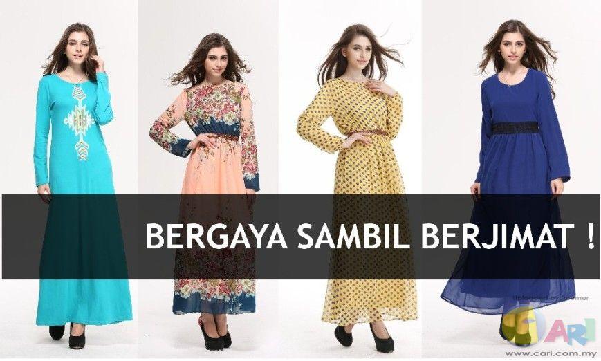 Blouse Muslimah Murah Dan Cantik Malaysia 26