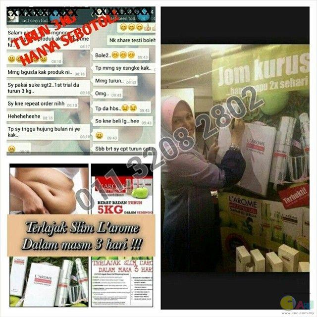 KURUS DALAM 3hari - Barangan Kosmetik - Shop Online ...