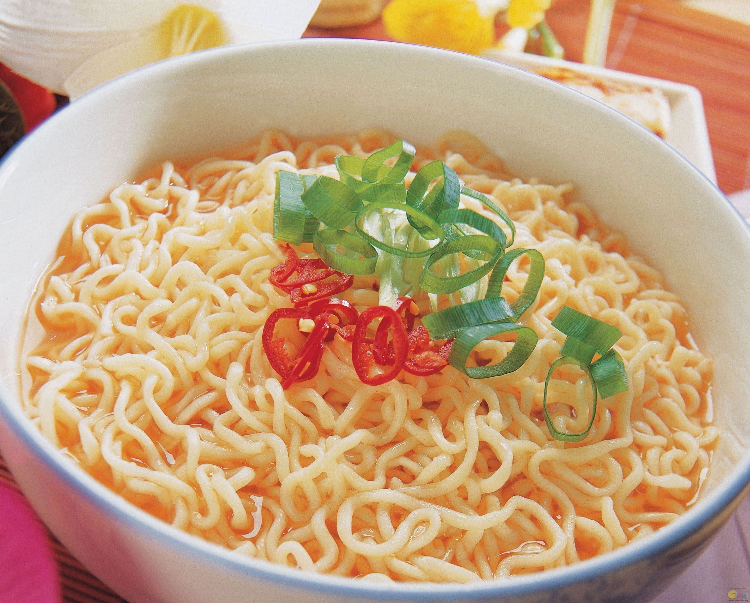 Best Foods during Rainy Days Noodles