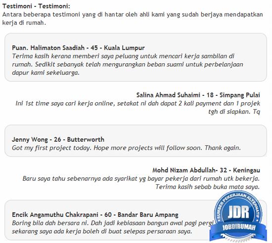 kerja online dari rumah malaysia apa platform terbaik untuk opsi perdagangan