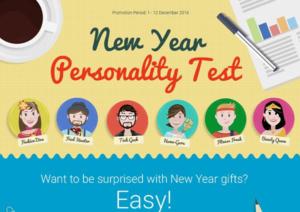 Ujian personaliti diri online dating 6