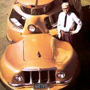 Sir Vival : Inovasi Kereta Paling Selamat 1950an