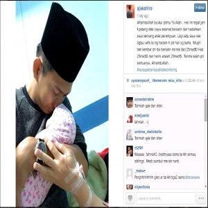 Ajak Shiro Dapat Baby Girl!!!