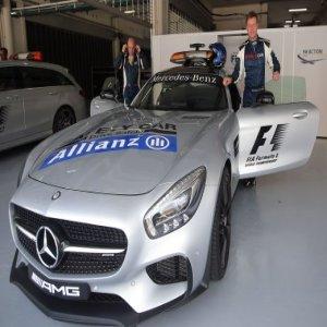 Pakar keselamatan F1 'goyang'