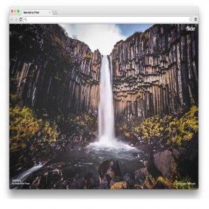 Flickr Tab �C Memaparkan Gambar Menarik Dari Flickr Pada Tab Baru Chrome