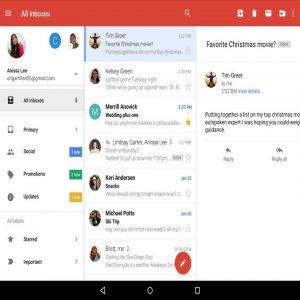 Gmail Untuk Android Kini Memudahkan Anda