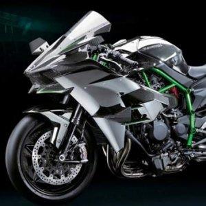 Kawasaki Ninja H2r : Motosikal 300 Kuasa Kuda Dan Bersayap