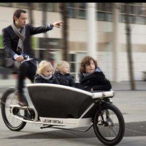 Basikal Elektrik Untuk Manusia Urban