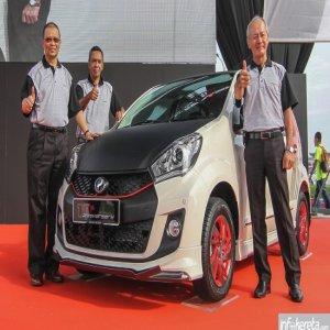Perodua lancar model Myvi edisi Komemoratif Ulang Tahun Ke-10