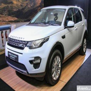 Land Rover Discovery Sport SD4 bakal berada di pasaran hujung Julai ini
