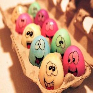 Dekorasi Kreatif Sajian Telur Rebus, Cubalah!