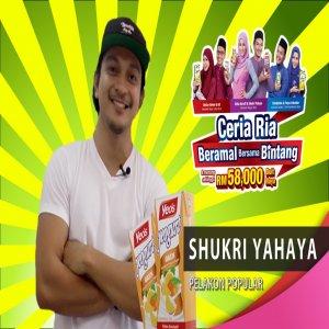 Jom Beramal Bersama Shukri & Menangi Duit Raya Dari Yeo's