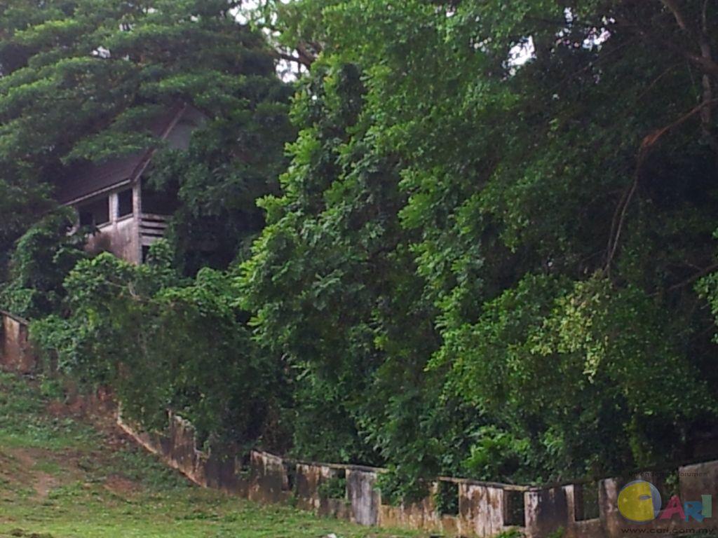 Rumah berhantu Villa Nabila