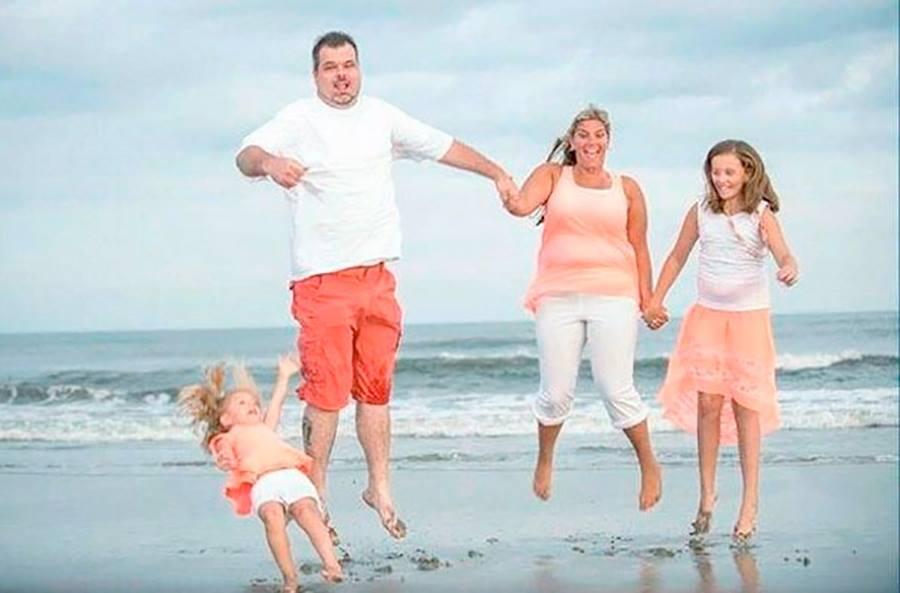 Gambar Keluarga Versi Kandid