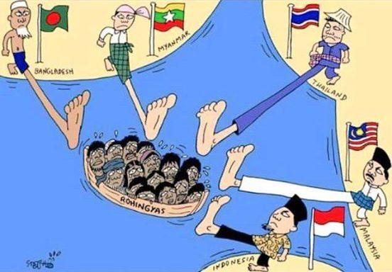 Penderitaan Rohingya Yang Masih Belum Berpenghujung!