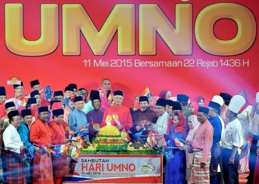 Perang terbuka Umno dah meletus