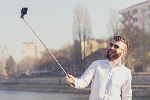 Penggemar Selfie Sila Baca!