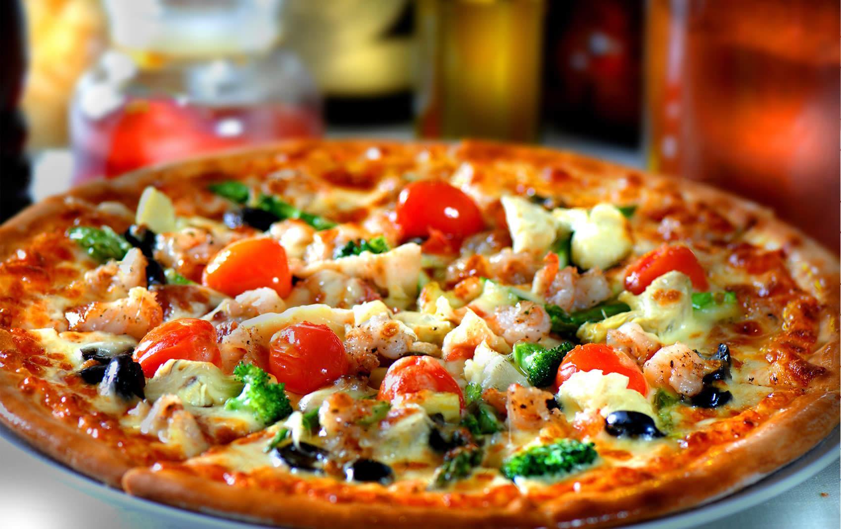 RESIPI Pizza Ala Mexico