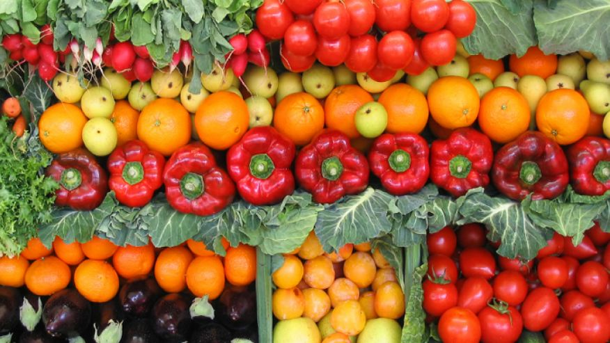 Sayur Organik Ke Sayur Biasa? Korang Pilih Yang Mana?